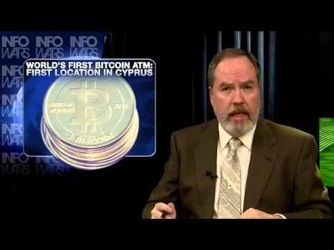 Ηλεκτρονικό Χρήμα/Σκλαβιά - World's First Bitcoin ATM In Cyprus
