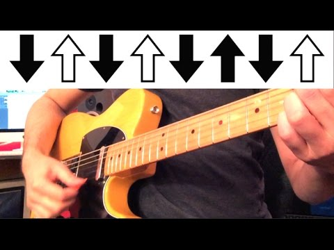 Guitar Strumming Secrets EXPOSED!