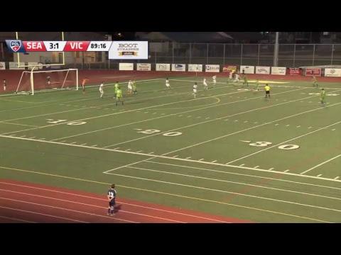 Seattle Sounders U23 vs Victoria Highlanders at Sunset Stadium