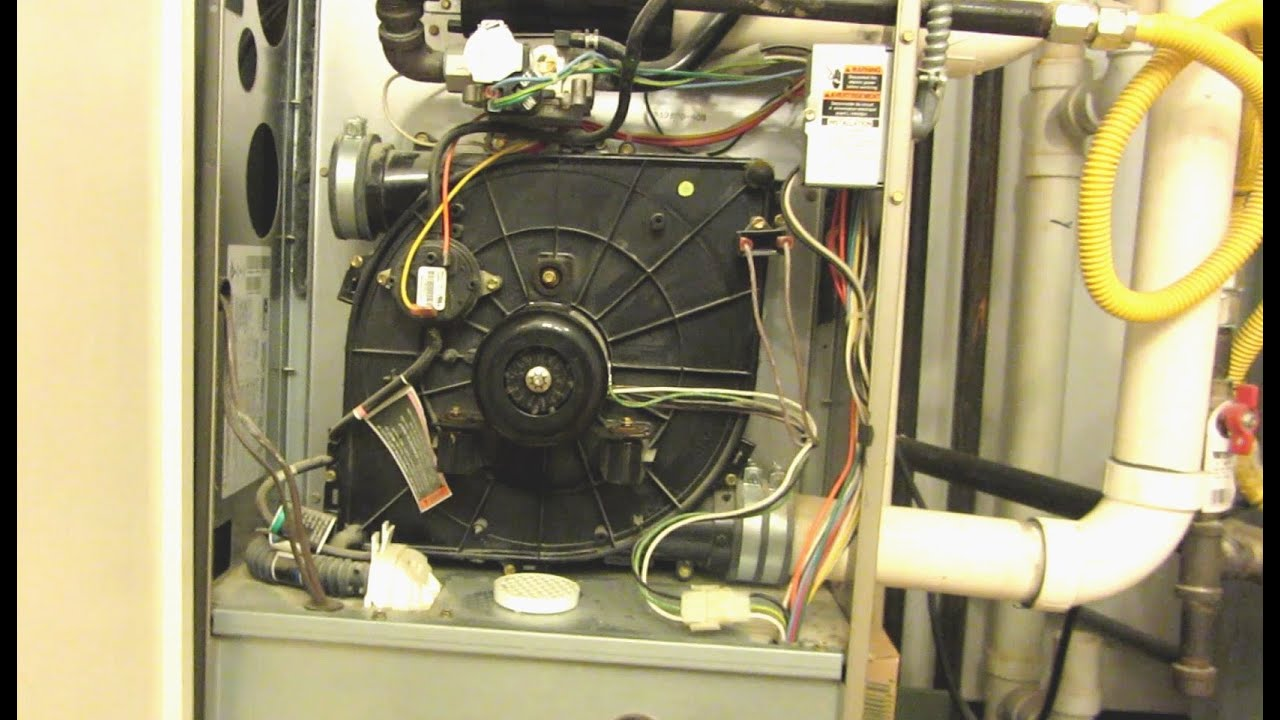 Carrier Bryant Payne Inducer Motor Replacement And Repair