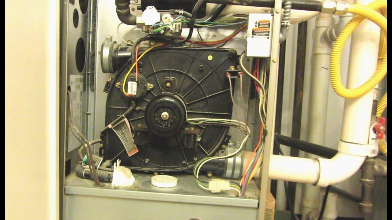 Payne Furnace Inducer Motor Noise