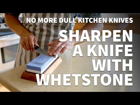 The Best Way to Sharpen Kitchen Knives