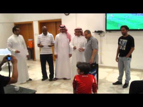 bowling champion in Riyadh