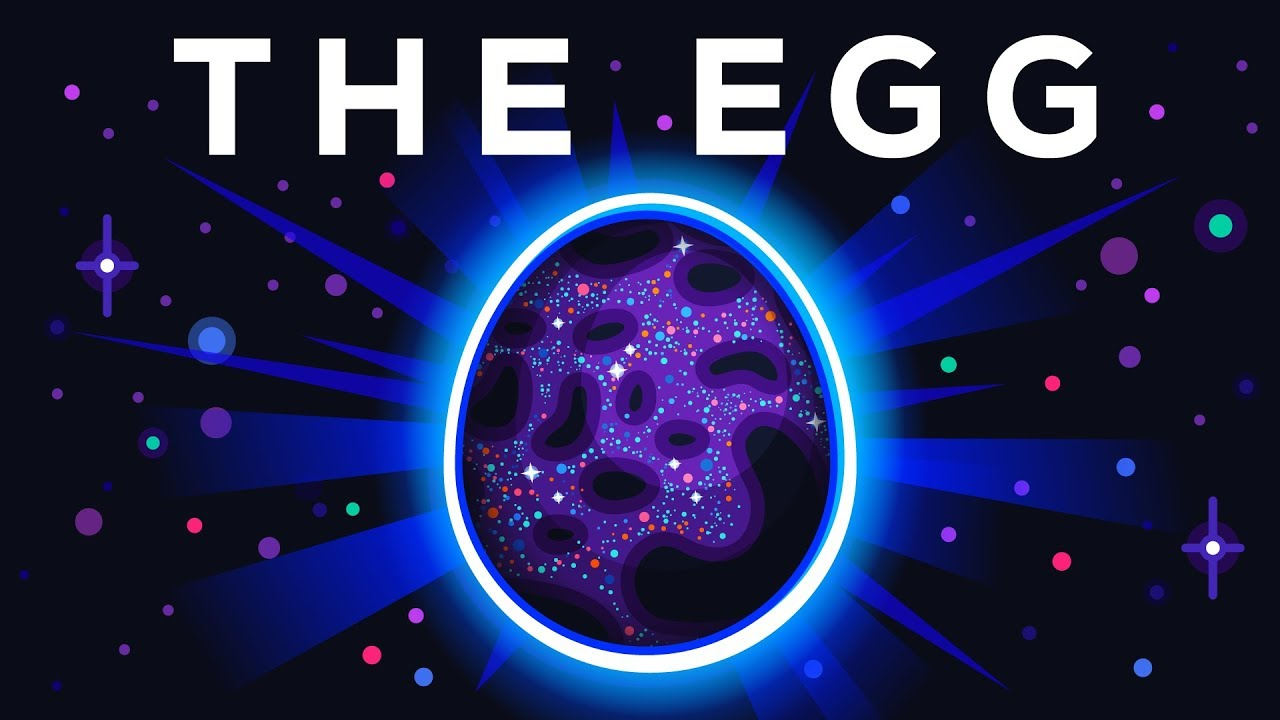 THE EGG, A story which explains what happens after life?