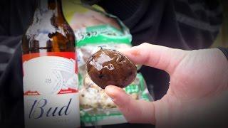 ТБП (Трэш выпуск): Столетнее яйцо и пиво BUD
