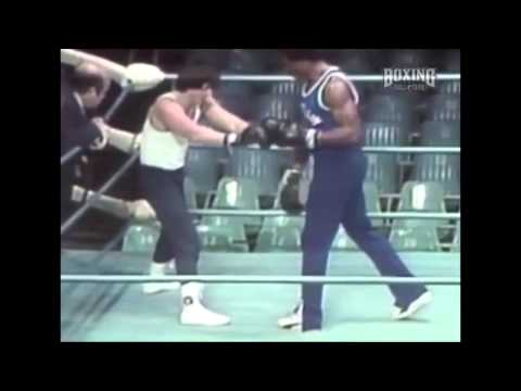 Dan Joyce - #TBT-Sylvester Stallone Choreographs First Rocky Fight