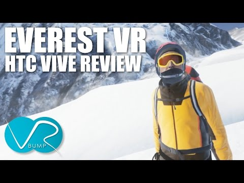 EVEREST VR - REVIEW - VR BUMP