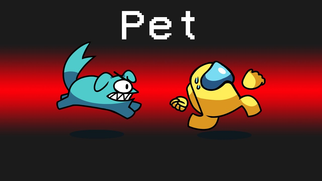 PET Imposter Role in Among Us...