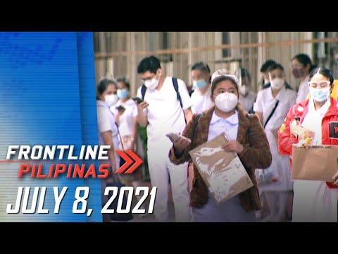 FRONTLINE PILIPINAS | JULY 8, 2021