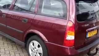 Opel Astra Wagon 1.8 16V 2002 Elegance Airco 147.687 km