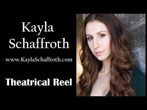 Theatrical Reel 2017- Kayla Schaffroth
