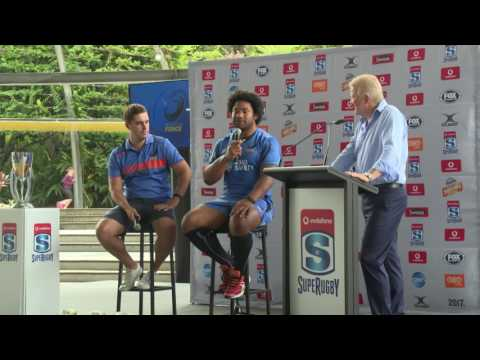 Super Rugby Launch