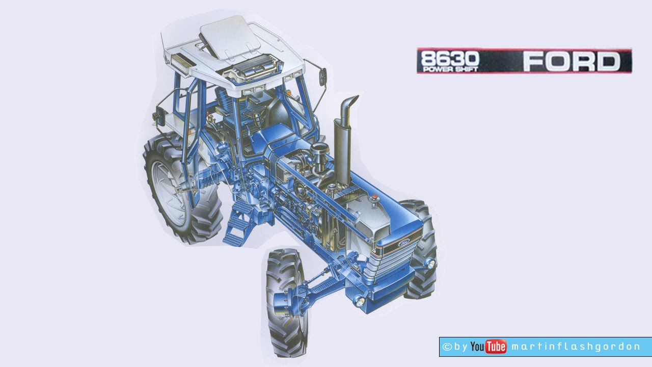 ford 8630 power shift kalibracja youtube rh youtube com Ford F-150 Wiring Diagram Ford Electrical Wiring Diagrams