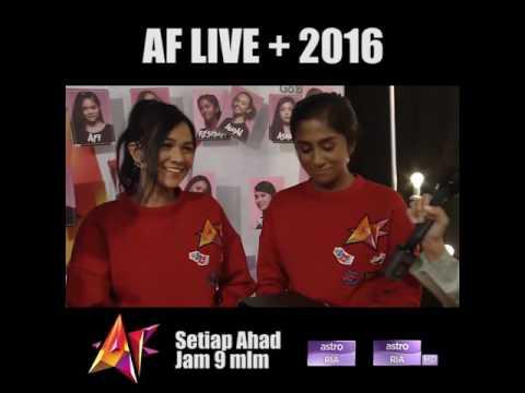 Kemuncak Akhir Konsert AF2016 Live Streaming