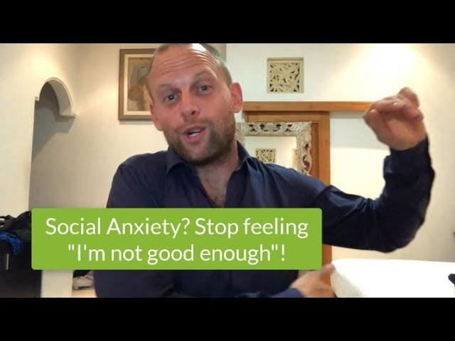 Social Anxiety? Stop Feeling