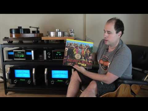 The Beatles - Sgt. Pepper Vinyl LP Review And Comparison What Version Is The Best