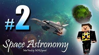 MINECRAFT Modokkal | Space astronomy gameplay EP #2 - Túlélés :)