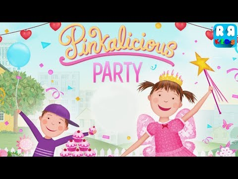 Pinkalicious Party: Imagine, create and play! - New Best App for Kids | Full Gameplay