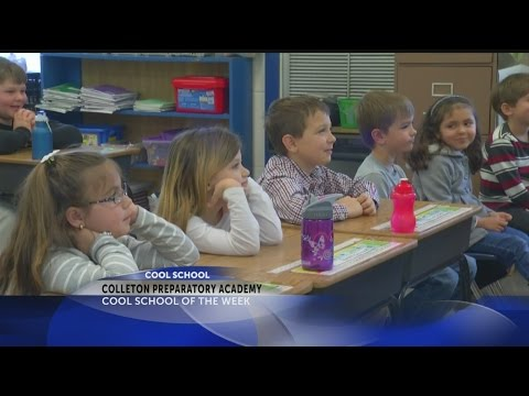 Cool School: Colleton Preparatory Academy