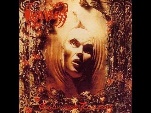 """Mercyless """"Coloured Funeral"""" (1993) full album ϟ"""