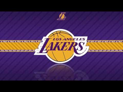 Lakers 2016-2017 Starting Lineup #Lakers w/ Icy Ledge