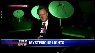 UFO Footage Mysterious Lights In The Sky Fox News Report