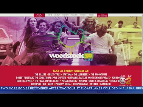 Woodstock 50 Case In Court Today Mp3