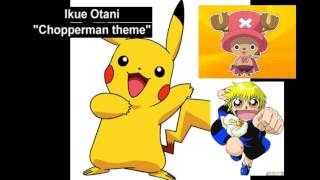 Voice Actor And Seiyuu SInging: PIkachu