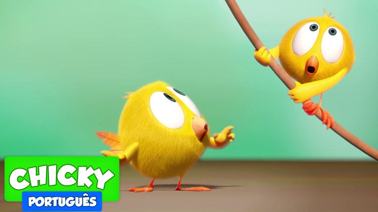 Onde está Chicky? 2020 | CHICKY DA SELVA  | Desenhos Animados Infantil