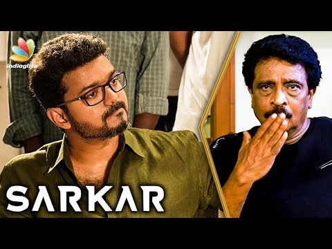 My Scene with Vijay will get Terrific Claps : Livingston | Sarkar Official Trailer Spl Interview