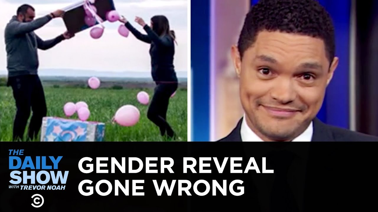 A Botched Gender Reveal | The Daily Show