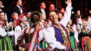 Gooral & Zespol Piesni i Tanca Mazowsze - W moim ogrodecku Woodstock 2013