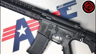NEW Full Blowback AEG System from AAF (American Airsoft Factory)