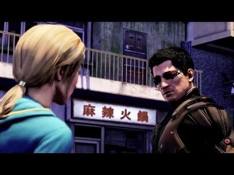 Sleeping Dogs Deus Ex Human Revolution DLC Trailer