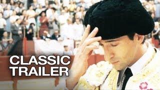 Manolete (2008) Official Trailer # 1 - Adrien Brody HD