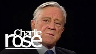 Ben Bradlee on The Washington Post (Sept. 25, 1995)   Charlie Rose
