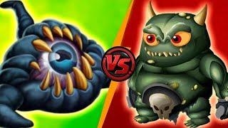 Monster Legends - Krugbo VS Kal'Drekk - FINAL Mazmorra - Maxi Tuning