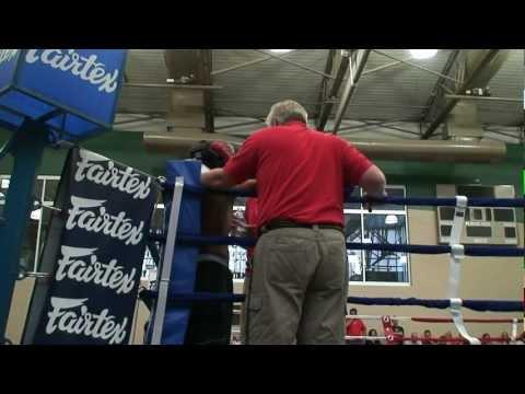 Brandon Webb - Fight in Anderson, SC!