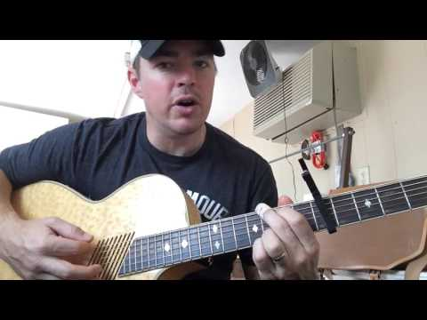 Huntin', Fishin' and Lovin' Every Day | Luke Bryan | Beginner Guitar Lesson