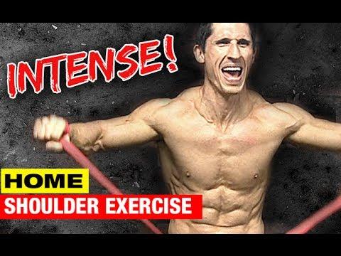 Intense Home Shoulder Exercise (SIDE DELT SIZZLER!)