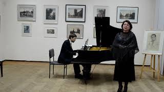 Наталія Полікарпова (вокал) Й.Гайдн «Вона ніколи не говорила про свою любов» В.Крамаренко-фортепіано