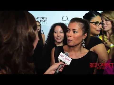 Lisa Vidal at the 2015 Latino de Hoy Awards LATimes LatinosDeHoy LDH15