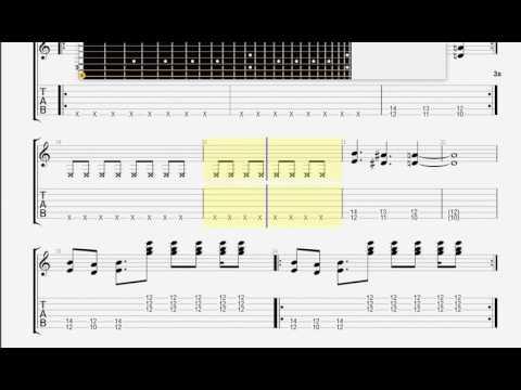Black Sabbath   Electric Funeral GUITAR TABLATURE