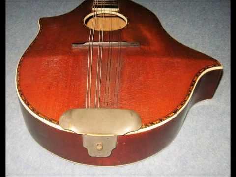 Vintage Washington Mandolin Test Drive