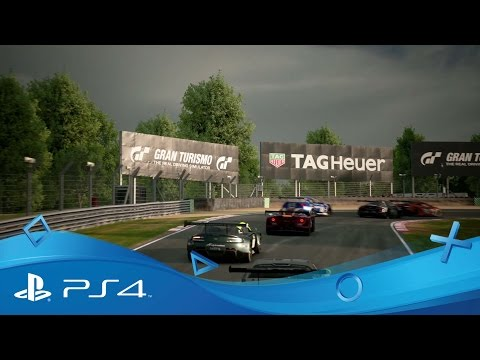 GT Sport | TAG Heuer Partnership | PS4