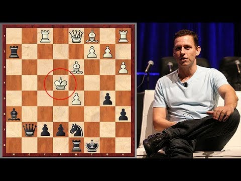 A Crazy King Hunt By The Co-Founder Of PayPal Peter Thiel