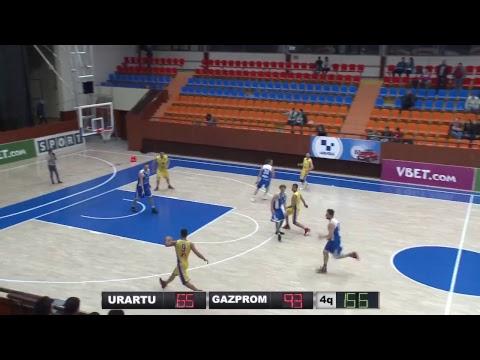 URARTU Yerevan VS GAZPROM MOSKOVSKI Moscow 12.03.2018
