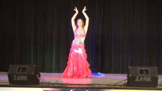 Lidia Dalida: Solo Belly Dance
