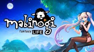 Mabinogi: Fantasy Life (Android APK) - MMORPG Gameplay, Lv.16