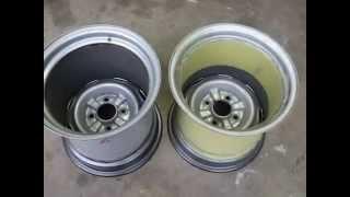 13J wheel - LPG BOMBE